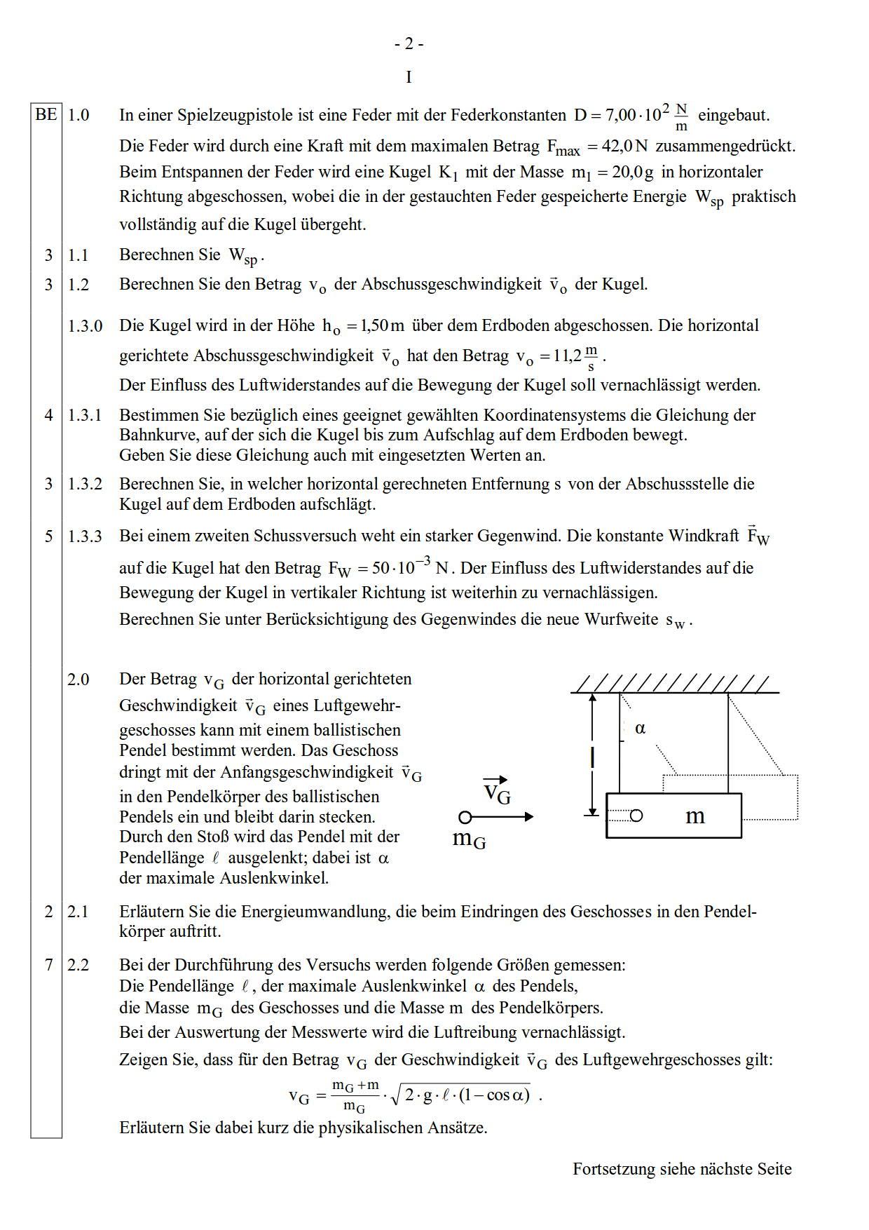 Prüfungsaufgaben - konrad-ulm